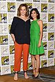 marvels the defenders cast gathers at comic con 05