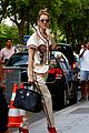 celine dion her twin boys pose for cute photos in paris 16
