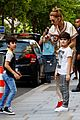 Photo 34 of Celine Dion & Her Twin Boys Pose for Cute Photos in Paris!