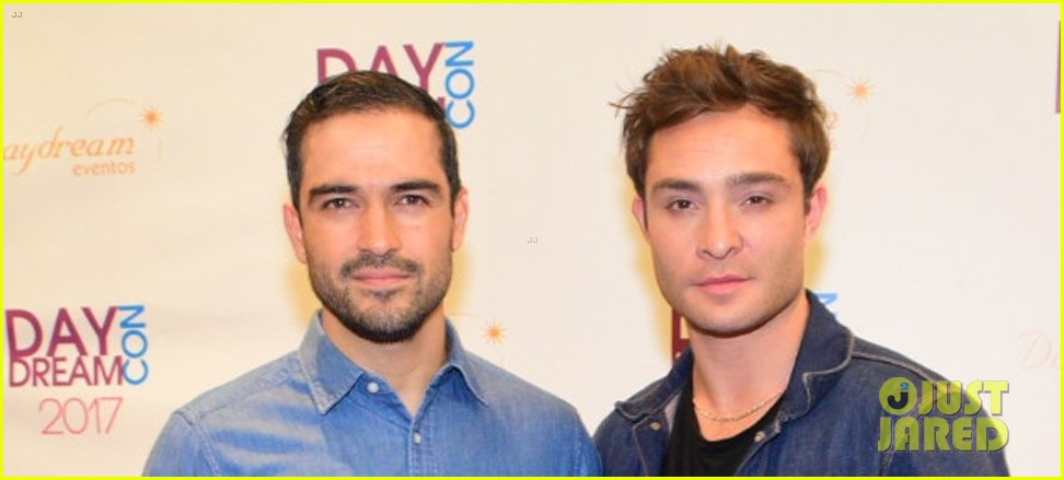 ed westwick alfonso herrera day dream 033929180