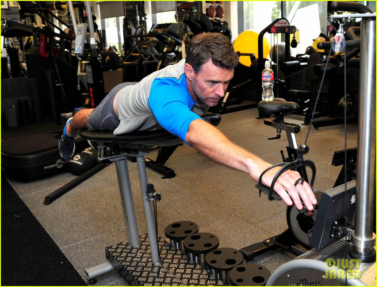 scott foley takes us into his workout with gunnar peterson 273933894