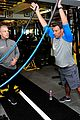 scott foley takes us into his workout with gunnar peterson 07