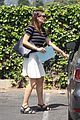 jennifer garner wraps up the weekend with her kids 11