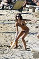 izabel goulart boyfriend kevin trapp flaunt pda at the beach 11