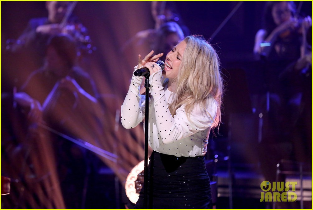 kygo ellie goulding perform first time on the tonight show 023934345
