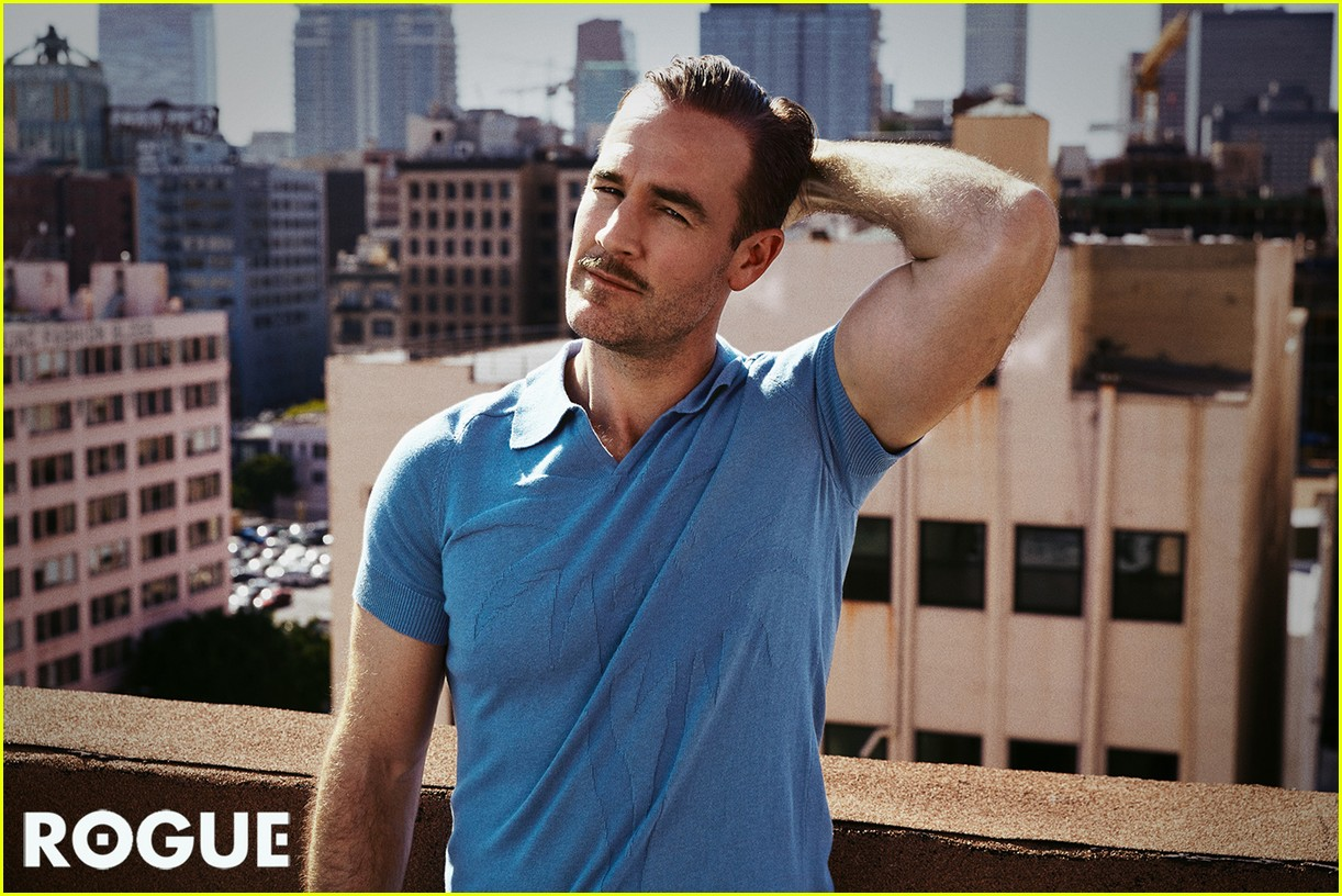 james van der beek rogue magazine 053925569