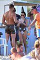 kourtney kardashian boyfriend younes bendjima flaunt pda in water 03