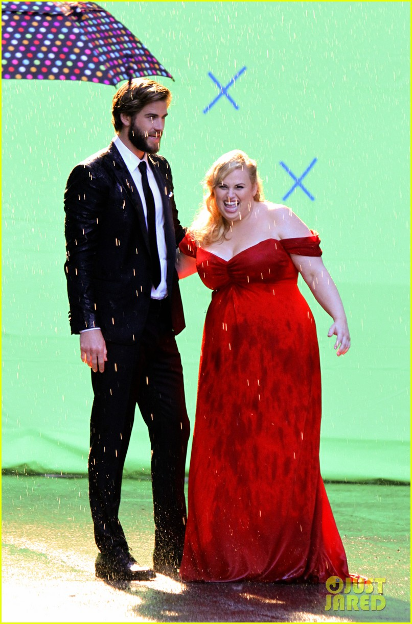 Rebel Wilson And Tom Hardy Liam Hemsworth ...