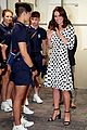 kate middleton debuts short haircut at first day of wimbledon championships 19