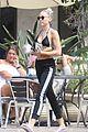 miley cyrus bikini out in malibu with tish 03