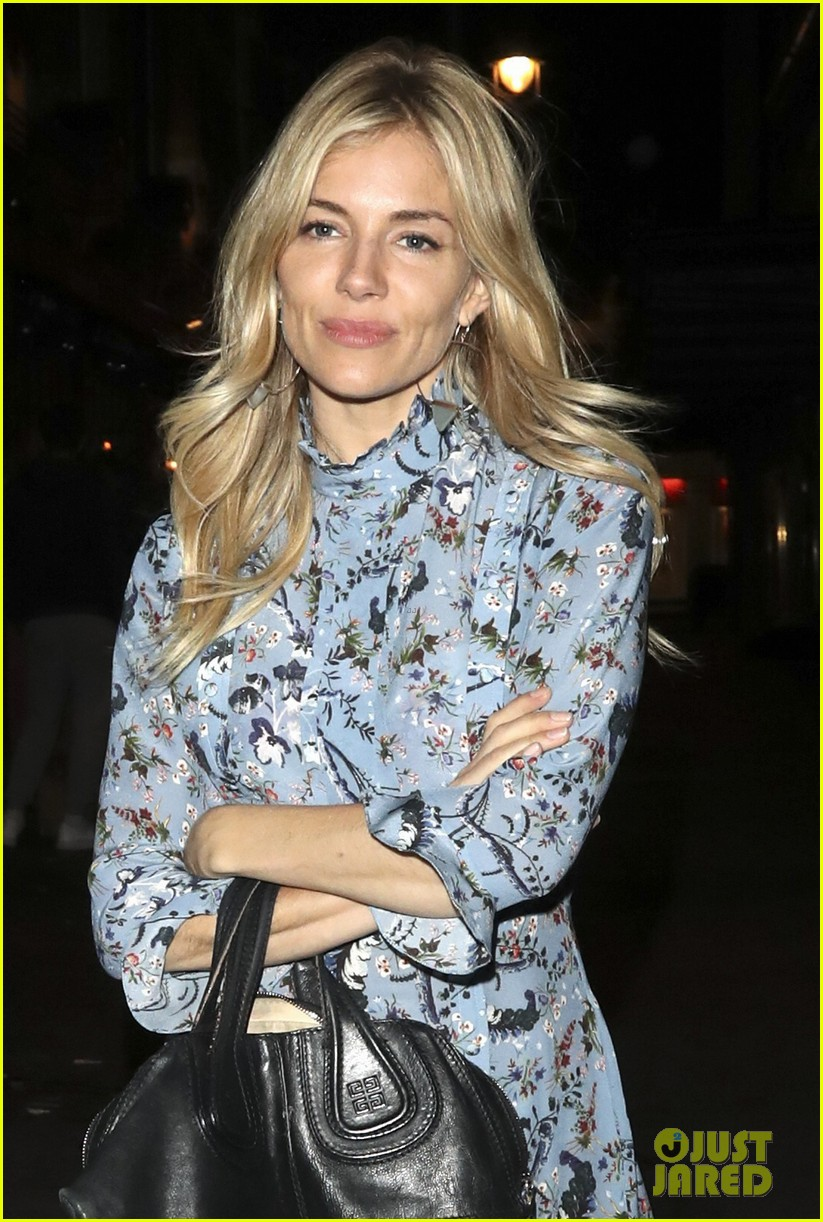 sienna miller steps out for dinner in london 023932016