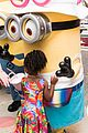 tracy morgans daughter celebrates birthday with minions 11
