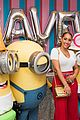 tracy morgans daughter celebrates birthday with minions 12