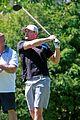 jared padalecki jensen ackles play golf together 10