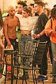 jaden smith goes shirtless for ice cream stop with friends 11