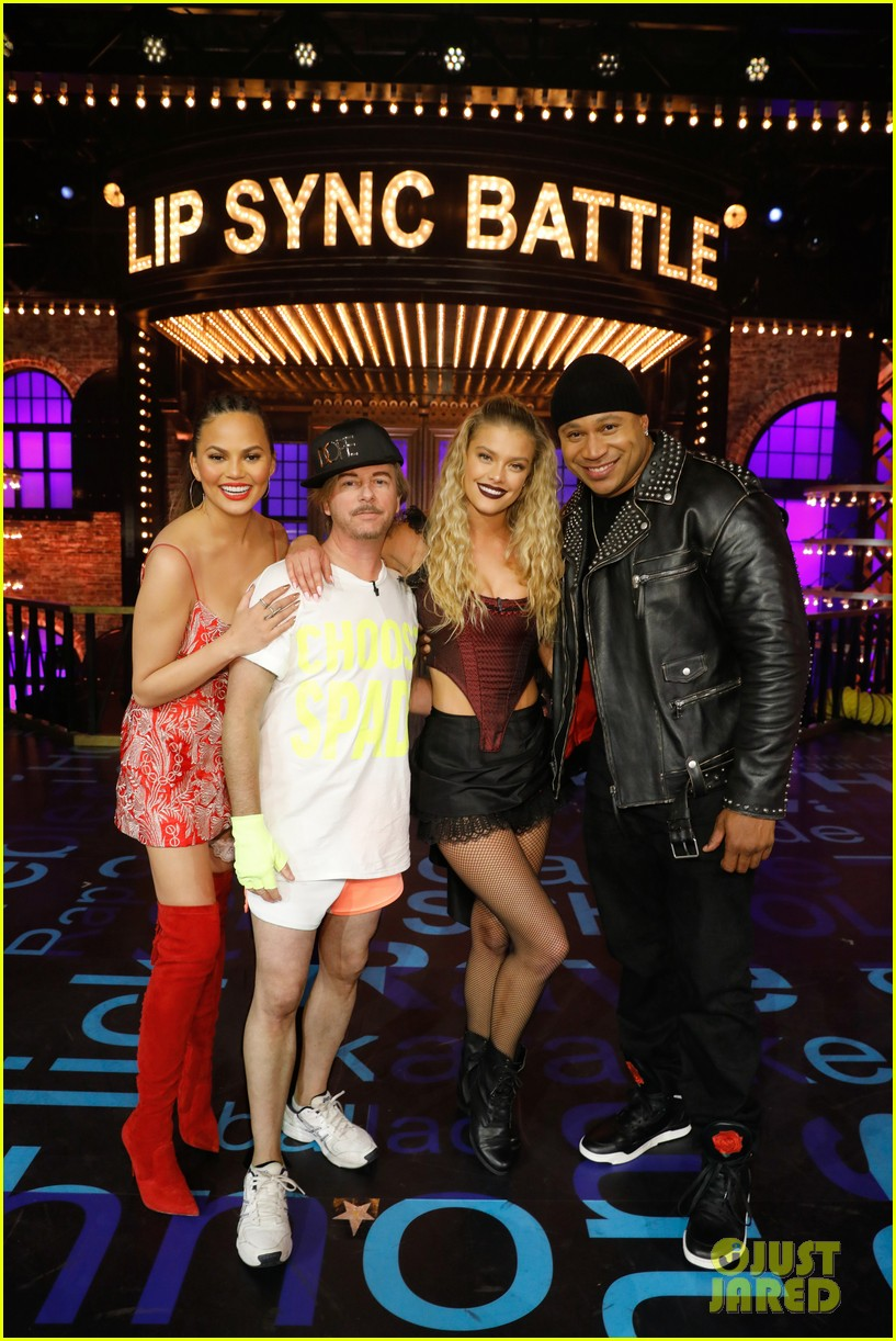david spade teases his wham lip sync battle performance 023929368