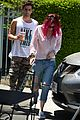 bella thorne grabs lunch with max ehrich 03