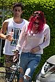 bella thorne grabs lunch with max ehrich 07