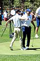 justin timberlake consoles woman hit by golf ball 05