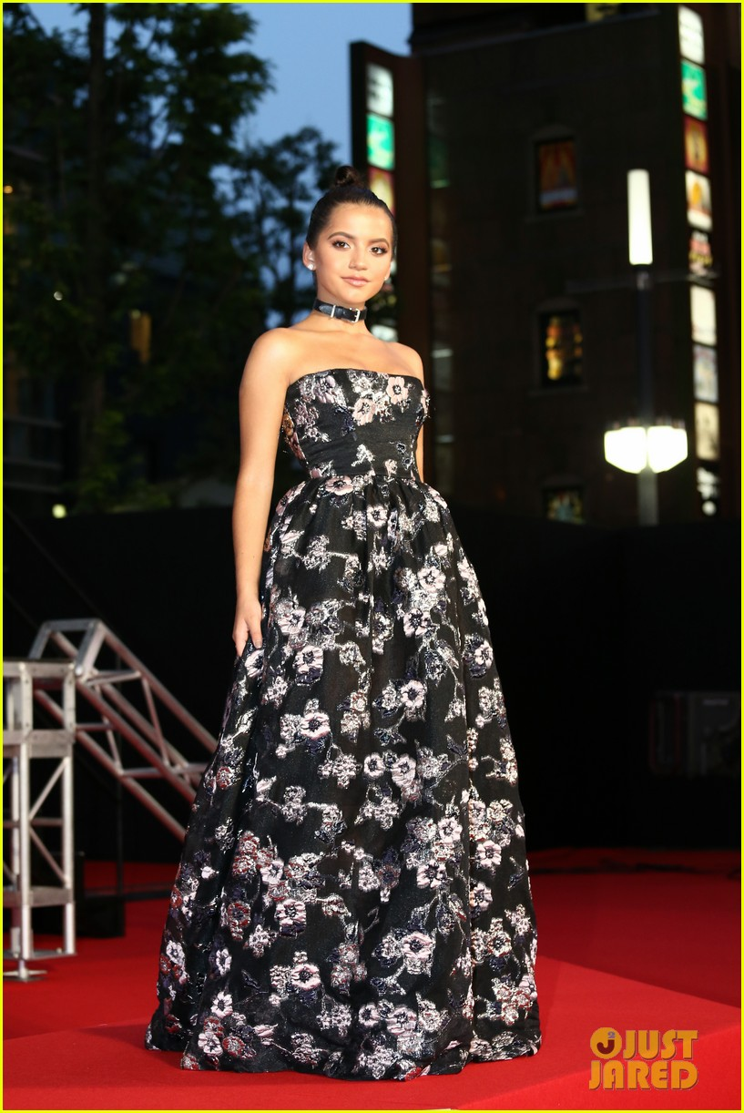 transformers japan premiere laura haddock isabela moner 163931031