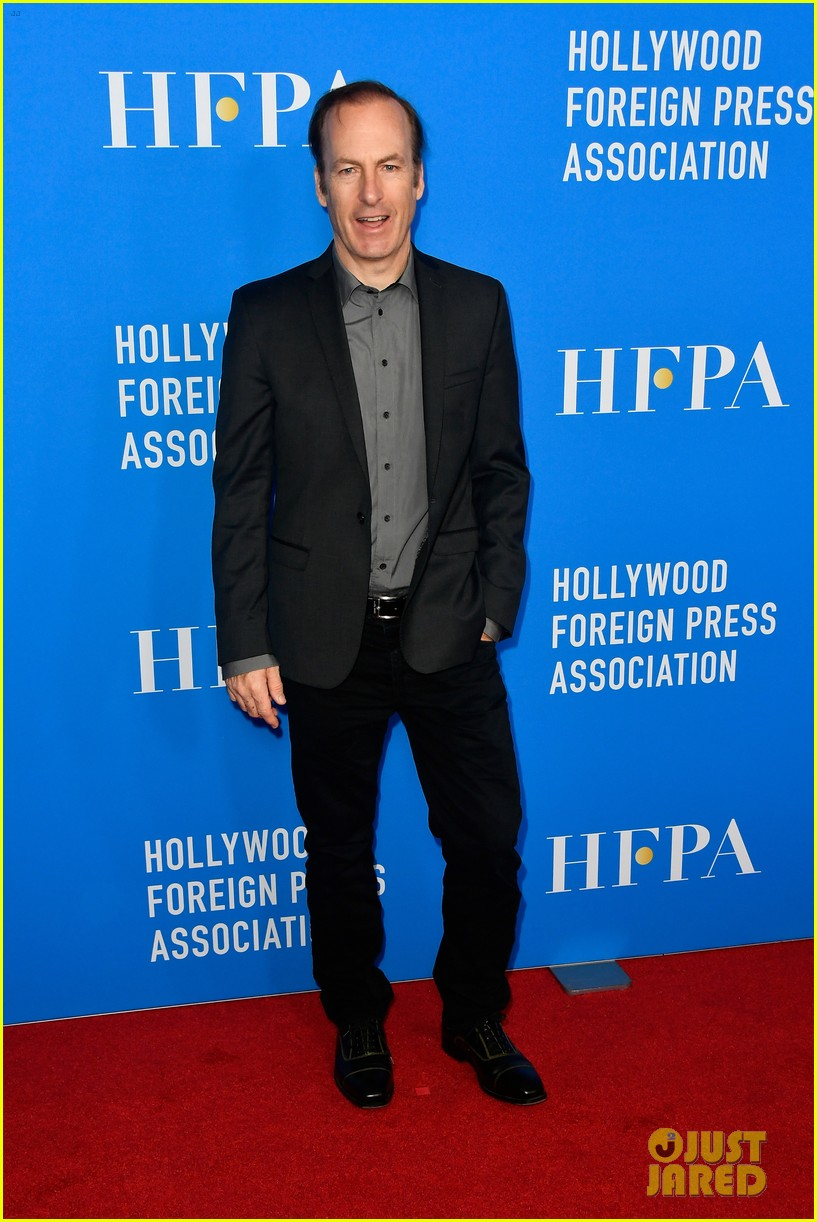 matt rob armie suit up for hollywood foreign press banquet 123937170
