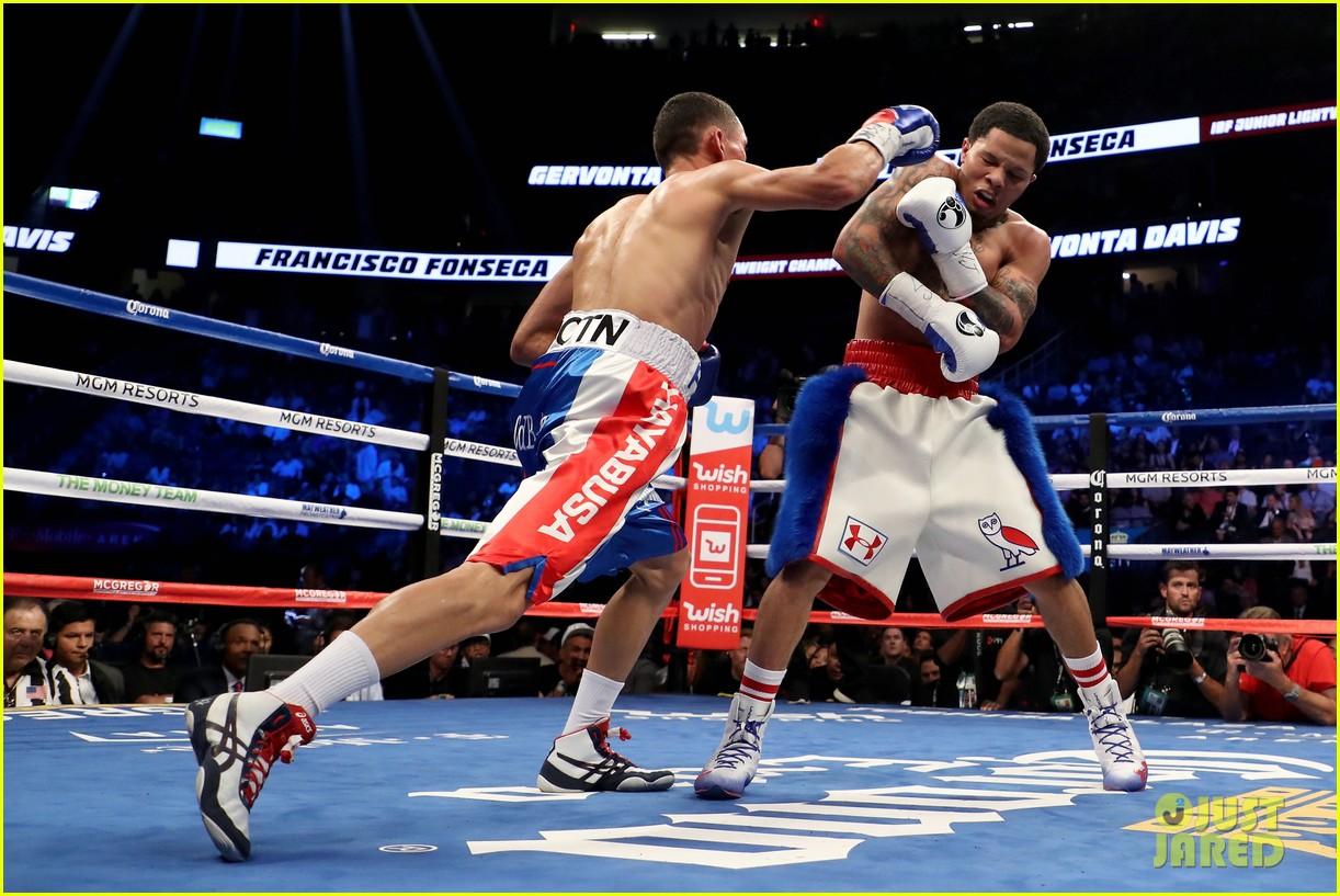 Boxer Gervonta Davis A...