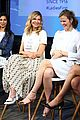 brooklyn decker cudles tiny baby bump at keds event 05