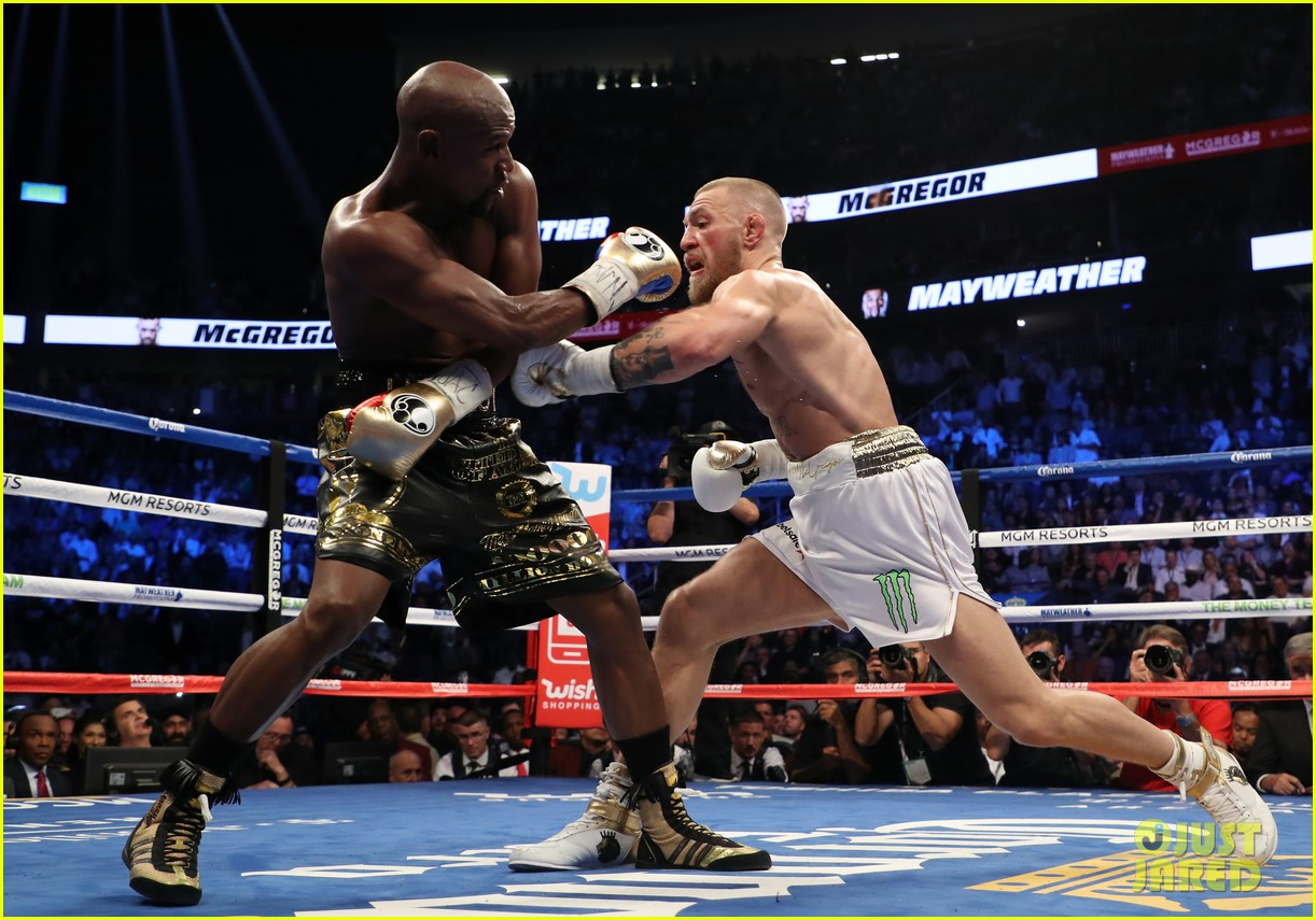 who won the mayweather vs mcgregor fight 053945971