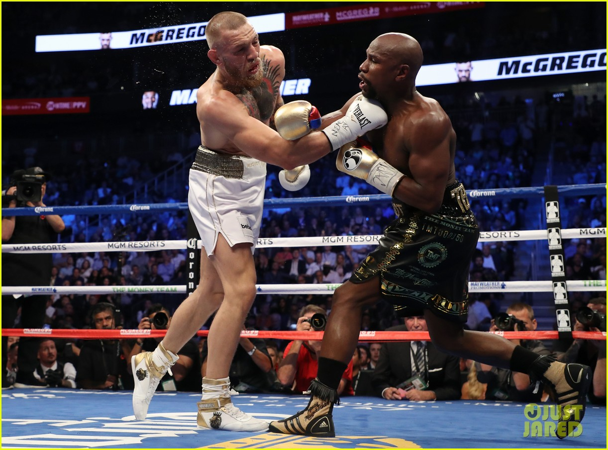 who won the mayweather vs mcgregor fight 253945991