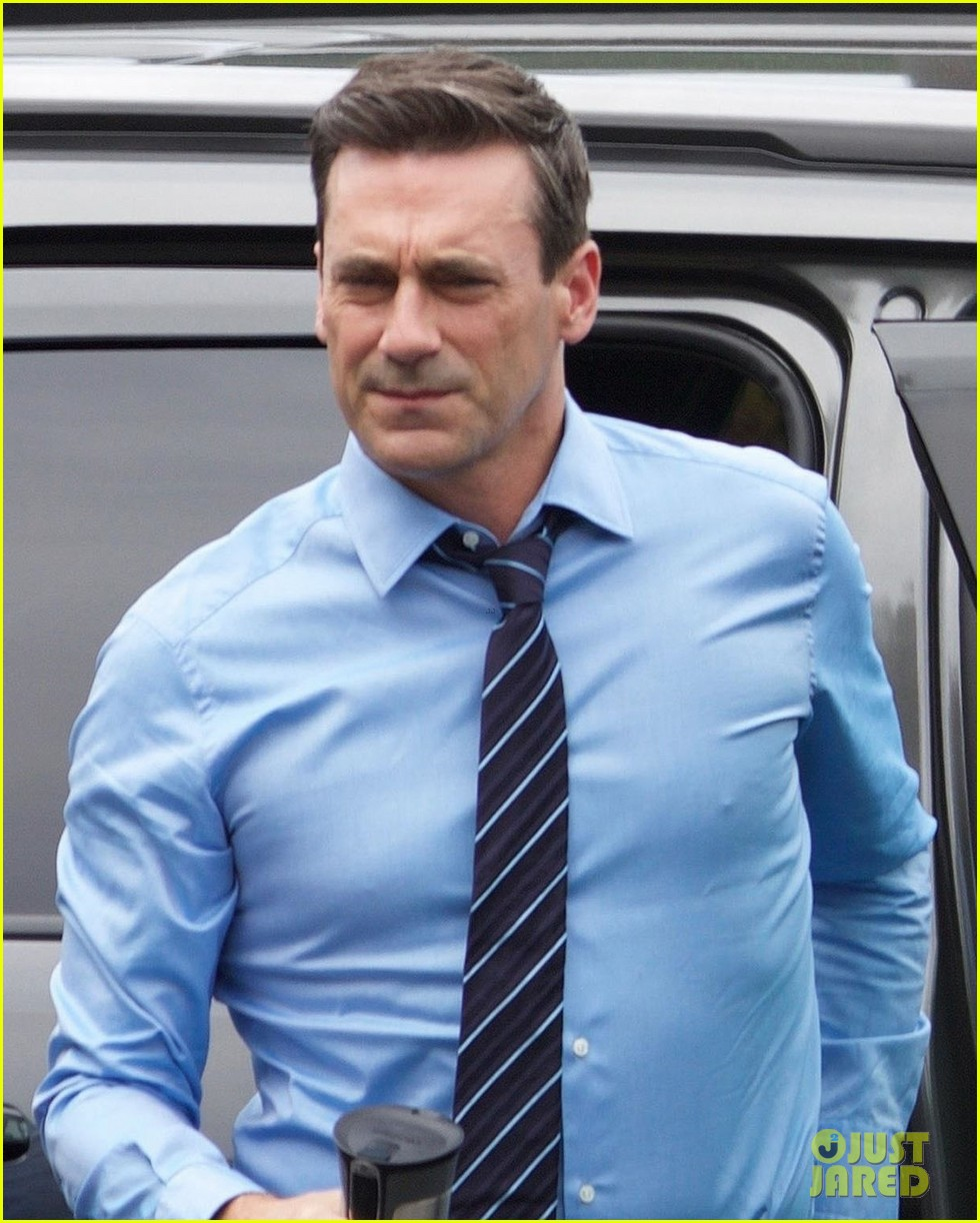 Jon Hamm, Isla Fisher, Ed Helms, & More Begin Filming New ...