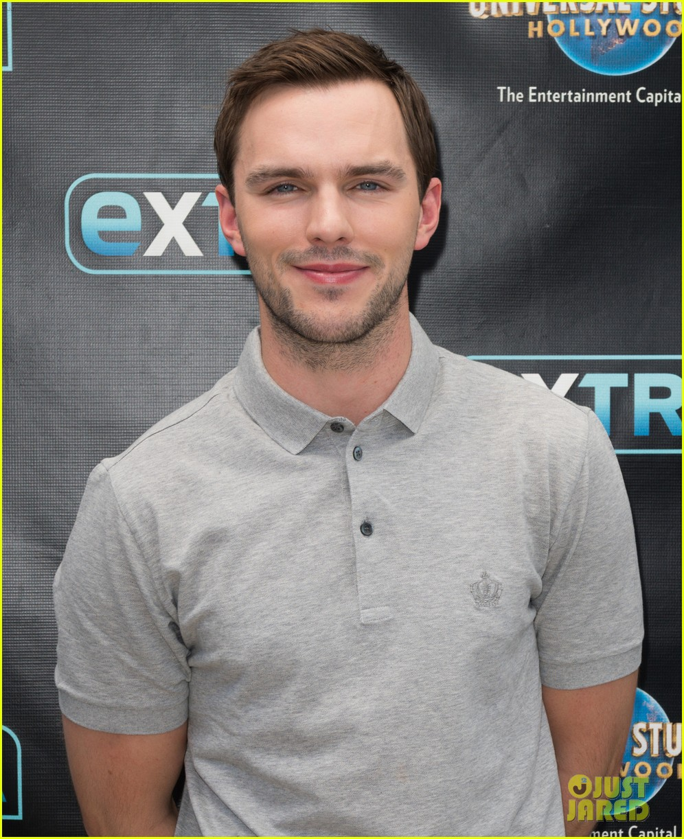 nicholas hoult is proud of ed skrein for dropping out of hellboy 013947961