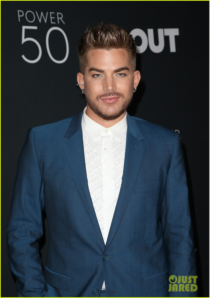 caitlyn jenner adam lambert natalie morales lead the pact at out power 50 093940771