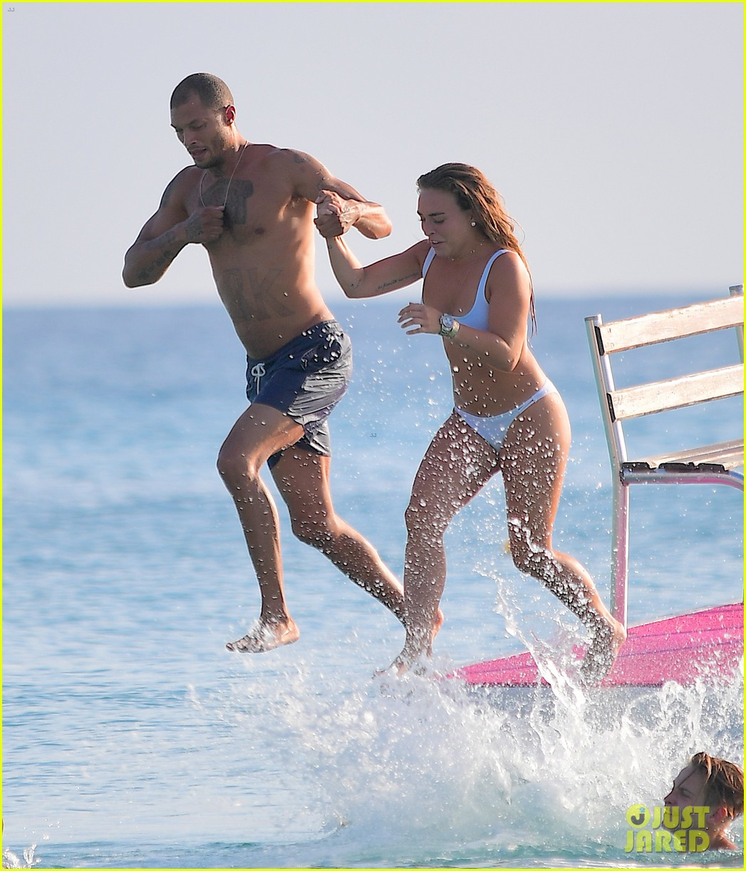 jeremy meeks chloe green vacation in barbados 013937941