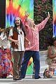 lin manuel miranda james corden go shirtless for crosswalk the musical 03