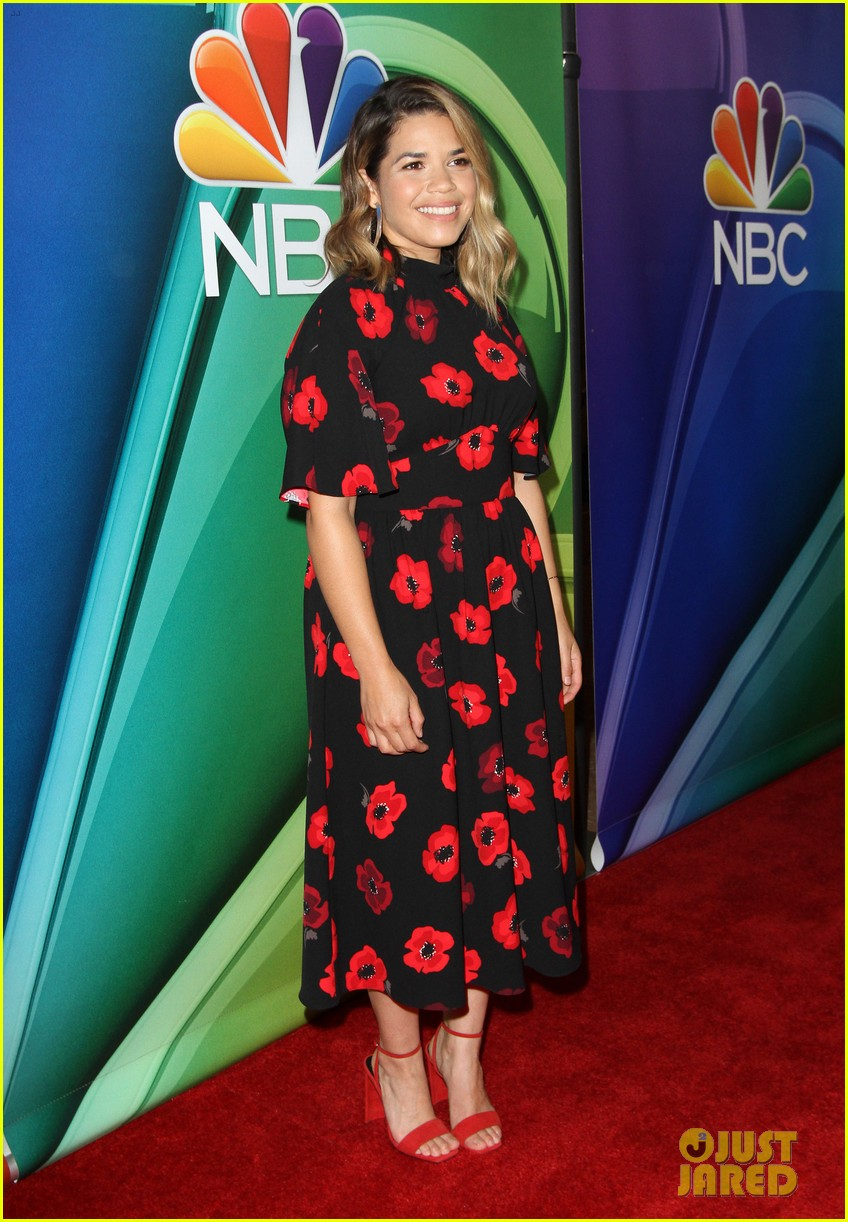 nbc stars step out in full force for networks tca panel 453937622