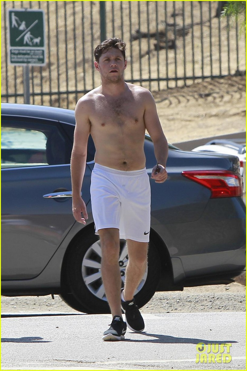 Niall Horan Goes Shirtless for Hike at L.A.'s Runyon ... | 816 x 1222 jpeg 228kB
