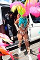 rihanna wears barely there outfit for crop over festival 11