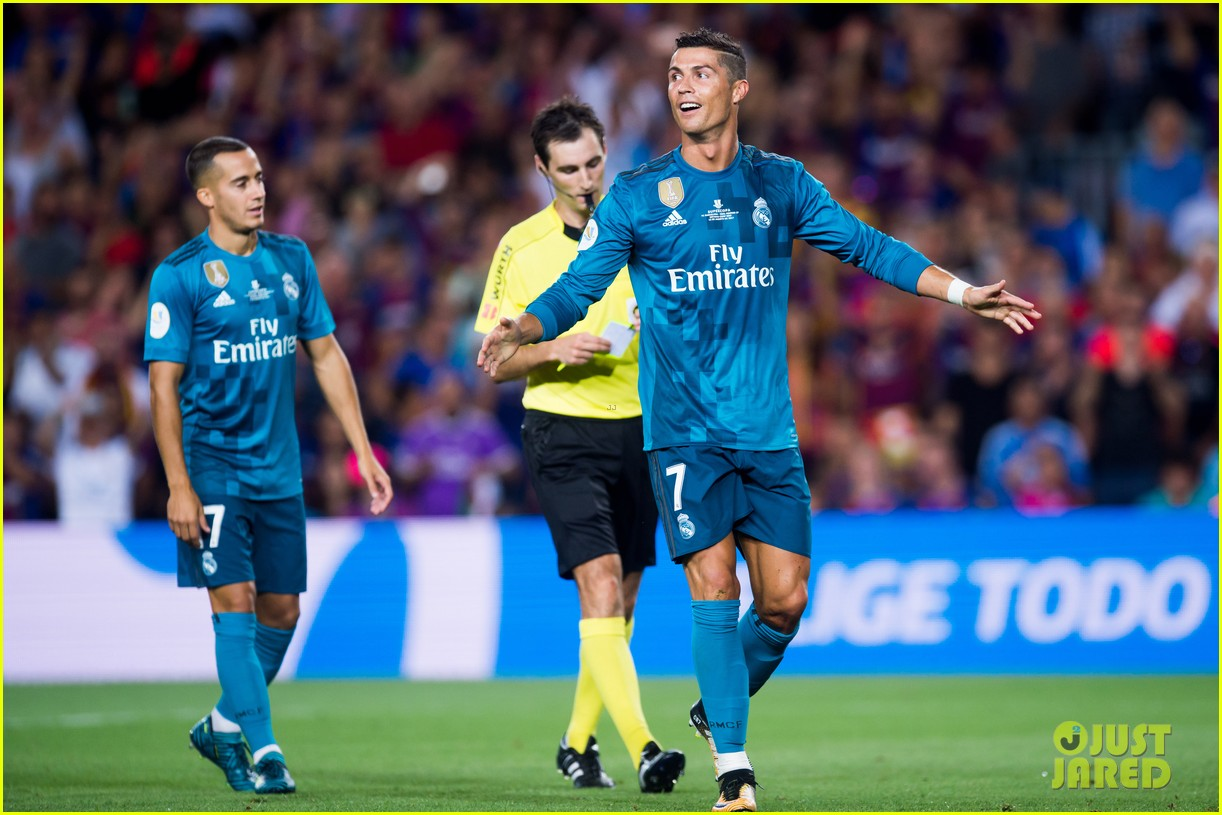 cristiano ronaldo suspended for five games after pushing ref 103941703