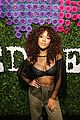 serayah parties during lolla weekend 09