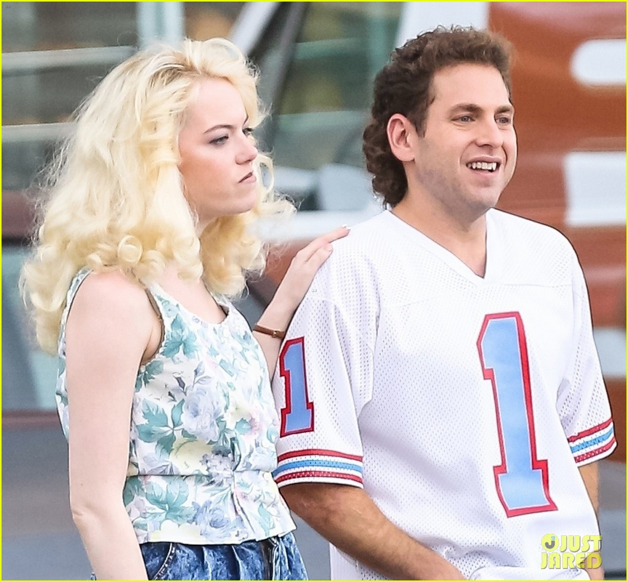 Emma Stone and Jonah Hill Are Doing a TV Show Called