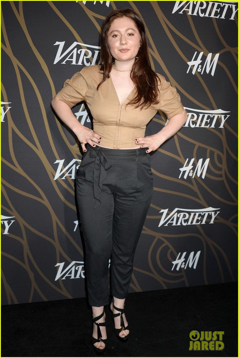 ariel winter gregg sulkin variety power of young hollywood 073939983