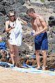 tinder couple josh michelle hit the beach in hawaii 11