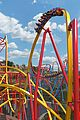 wonder woman roller coaster at six flags will make history 04