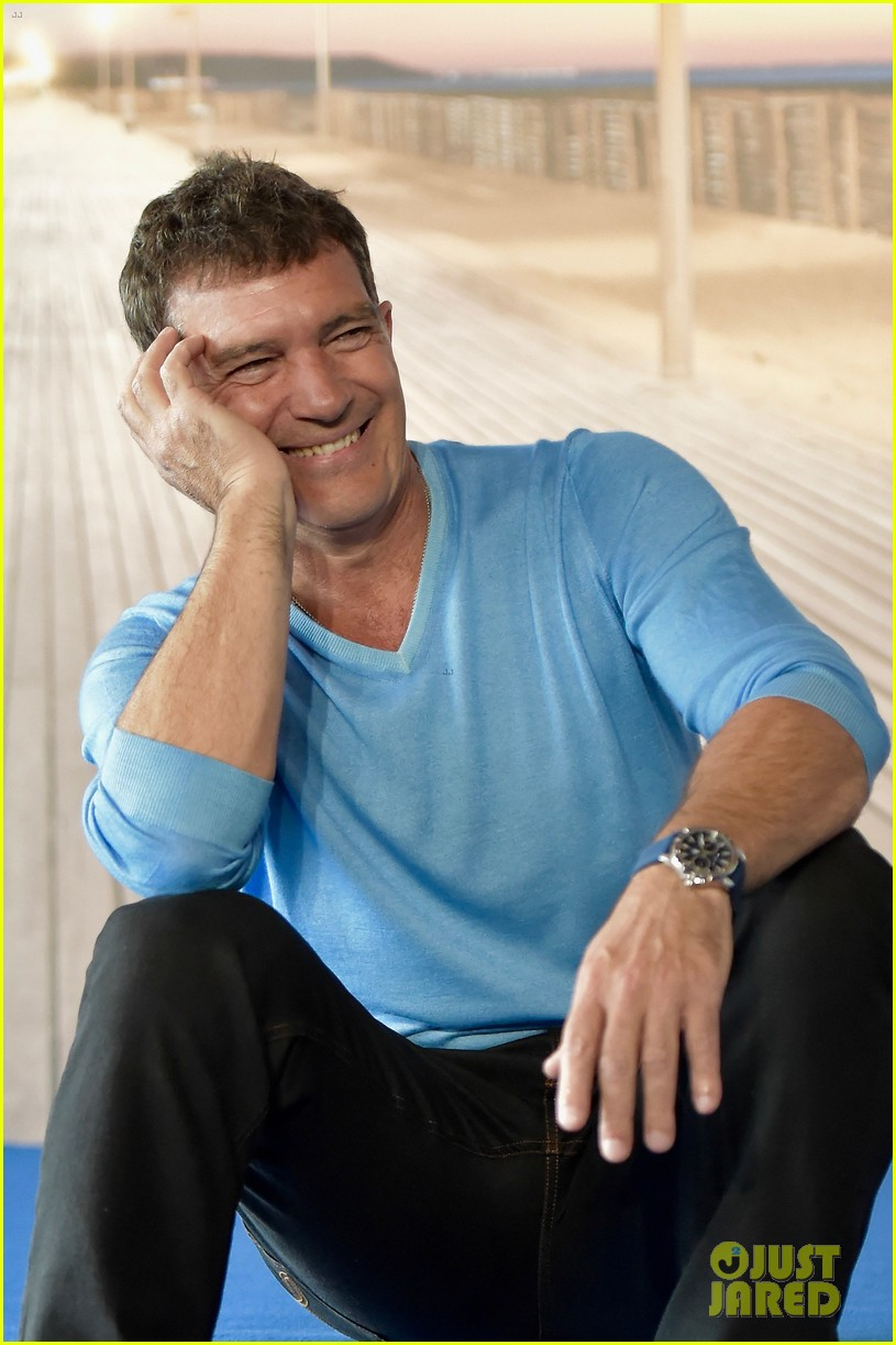 antonio banderas music of silence photo call 043951140