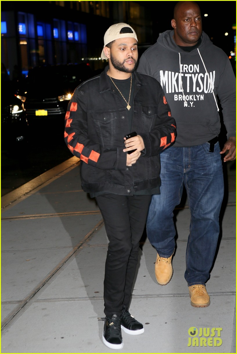 Selena Gomez The Weeknd Step Out For Low Key Date Night Photo 3949997 Selena Gomez The