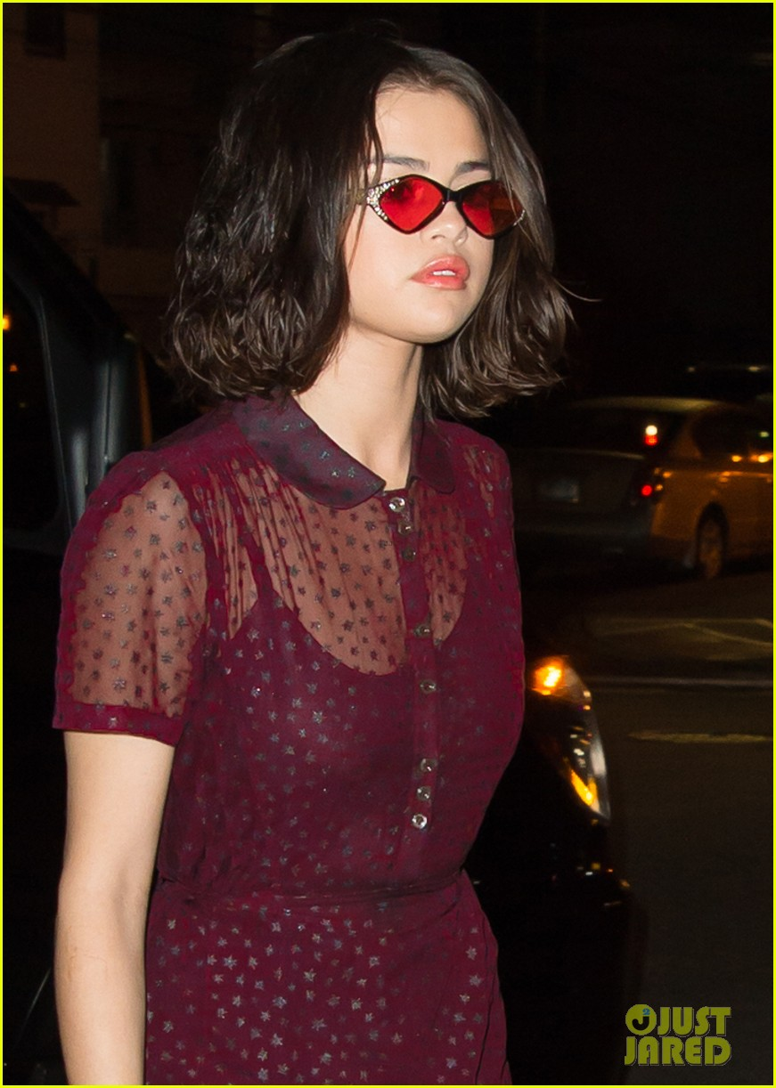 selena gomez stuns in sheer for dinner in nyc 043956062