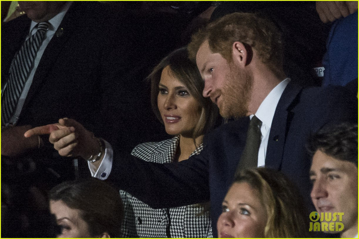prince harry amp meghan markle attend first public event