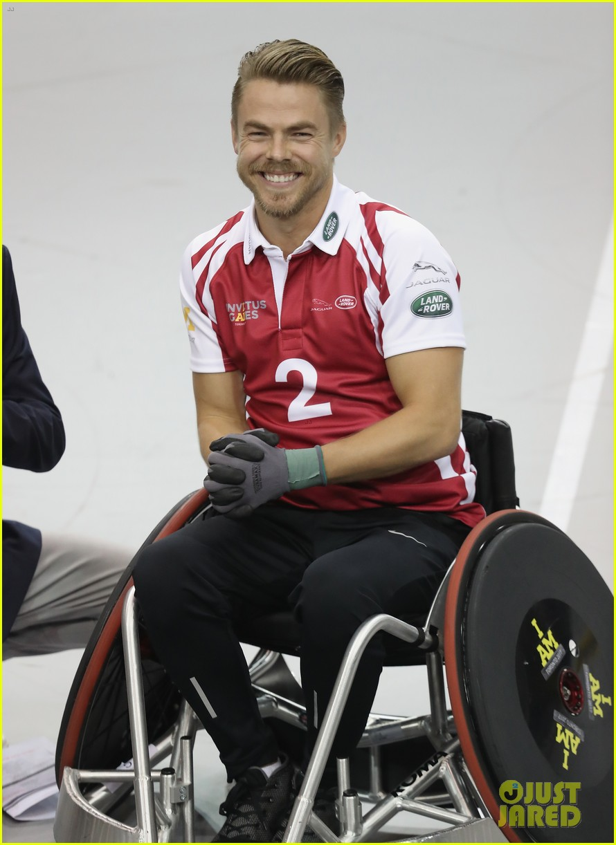 derek hough competes in prince harry s invictus games 043965909