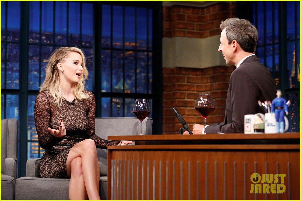 jennifer lawrence seth meyers 013957437