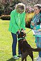 olivia newton john is glowing at onj wellness walk and research run 11